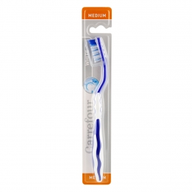 Cepillo dental blanqueador medio