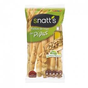 Palitos de trigo con pipas