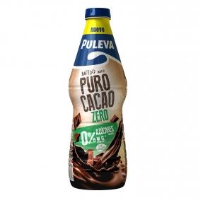 Batido sabor puro cacao zero (0% azúcares añadidos, 0% M.G.)