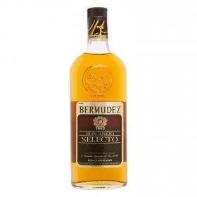 Ron Bermúdez añejo selecto 70 cl.