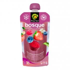 Smoothie de frutos del bosque Pom'bel bolsita 210 ml.