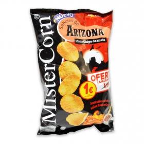 Misterchips de maíz Mistercorn sabores Arizona