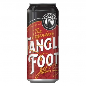 Cerveza Tangle Foot lata 500 ml.