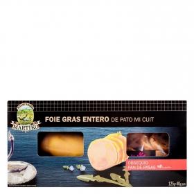Foie gras entero