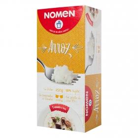 Arroz para microondas Nomen sin gluten pack de 2 ud. de 125 g.