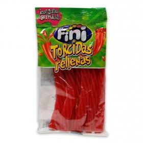 Regaliz de goma Torcidas Fini 140 g.