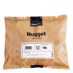 Nuggets de pollo Calvo 400 g.