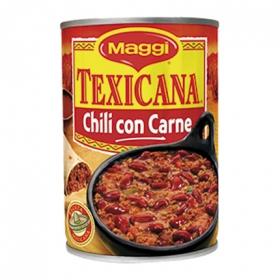 Chili con carne Texicana