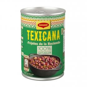 Fríjoles de la hacienda Texicana