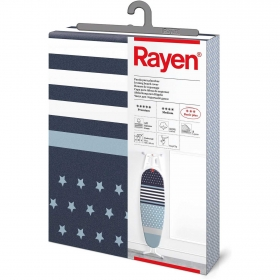 Funda Planchar RAYEN Basic Plus Estrella 127x51 cm - Estampado
