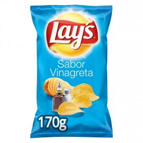 Patatas fritas sabor vinagreta Lay's 160 g.