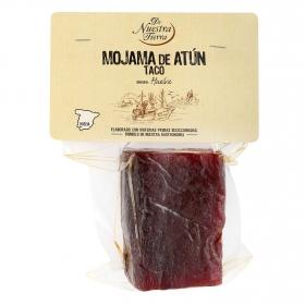 Mojama en taco De Nuestra Tierra 300 g