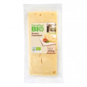 Queso maasdam ecológico Carrefour Bio taco 200 g