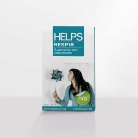 Infusión en bolsitas ecológica Respir Helps 20 ud.