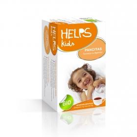 Infusión en bolsitas ecológica Pancita Kids Helps 20 ud.