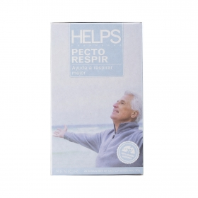 Infusión en bolsitas Pecto Respir SeniorHelps 20 ud.