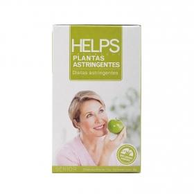 Infusión en bolsitas Plantas Astringentes Senior Helps 20 ud.