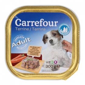Comida para perro pollo