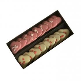 Bandeja galletas speculoos San Valentín 270 g