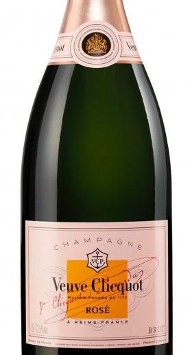 Veuve Clicquot Brut Rosé Champán