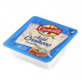 Queso azul cremoso Cantorel cuña de 125 g