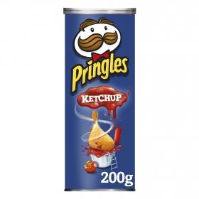 Aperitivo de patata sabor ketchup Pringles 200 g.