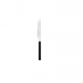 Cuchillo de Acero Inoxidable  Happie Black  Negro