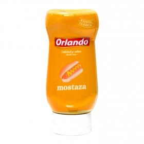 Mostaza Orlando envase 260 g.