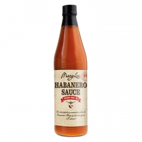 Salsa habanero Mary Lee botella 177 g.