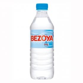 Agua mineral Bezoya natural 50 cl.