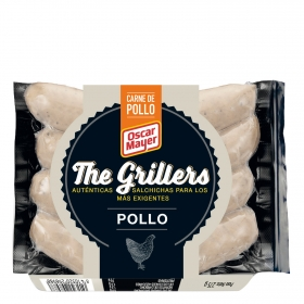 Salchichas de pollo The Grillers Oscar Mayer 275 g.