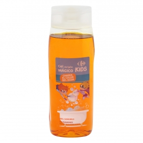 Gel de baño Mágico Kids Carrefour 500 ml.