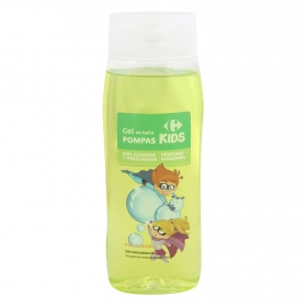 Gel de baño Pompas Kids Carrefour 500 ml.
