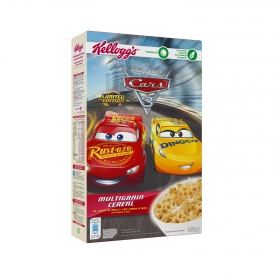 Cereales con miel Disney Cars