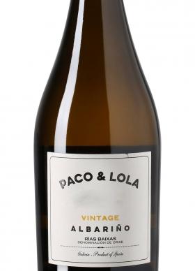 Paco & Lola Vintage Blanco 2010