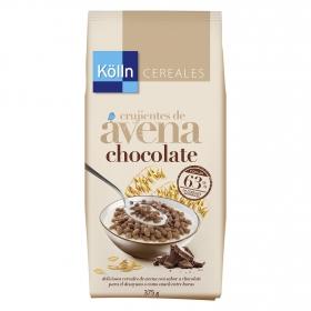 Cereales crujiente de avena chocolate