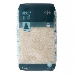 Arroz thaï Carrefour 1 kg.