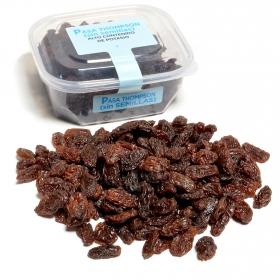 Pasa thompson (sin semilla) Carrefour tarrina 300 g