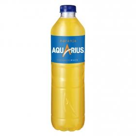Bebida Isotónica Aquarius sabor naranja botella 1,5 l.