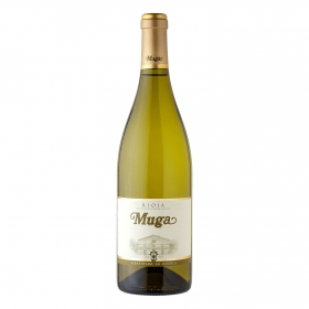 Vino D.O. Rioja blanco barrica Muga 75 cl.