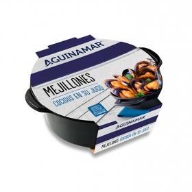 Mejillón en jugo Aguinamar 500 g