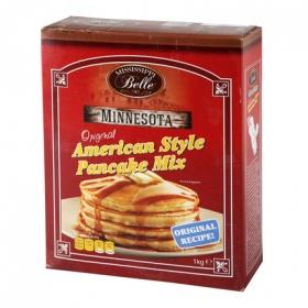 Preparado tortitas americana