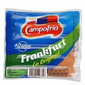 Salchichas Frankfurt Campofrío 140 g.