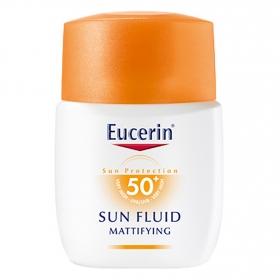 Crema solar matificante fluido FP 50+