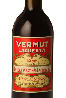 Vermut Lacuesta Rojo