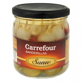 Banderillas suaves Carrefour 160 g.