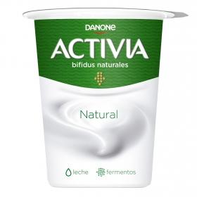 Yogur bifidus natural Danone Activia 460 g.