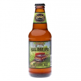 Cerveza artesana Founders All Day IPA Session Ale botella 35,5 cl.