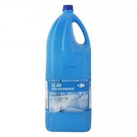 Lejía perfumada con detergente Frescor Marino