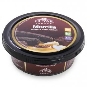 Tarrina de morcilla ibérica Cuyar 160 g